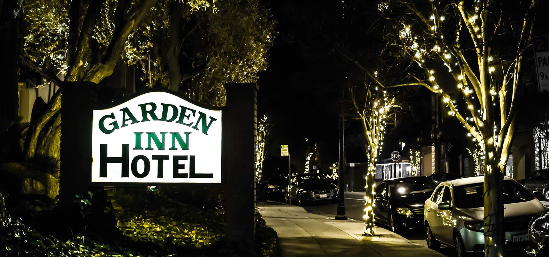Los Gatos Hotel/Garden Inn Hotel
