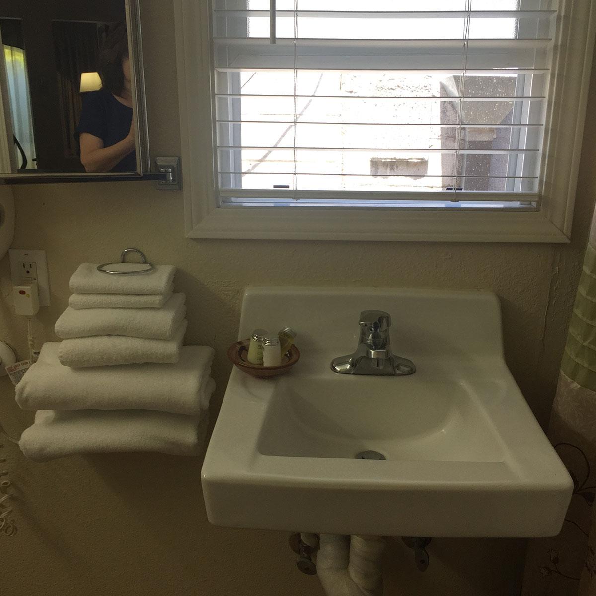 ADA-sink-with-low-towel-bars